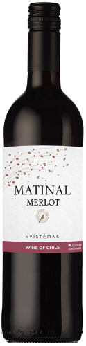 Matinal Merlot Valle Central Chile 2019